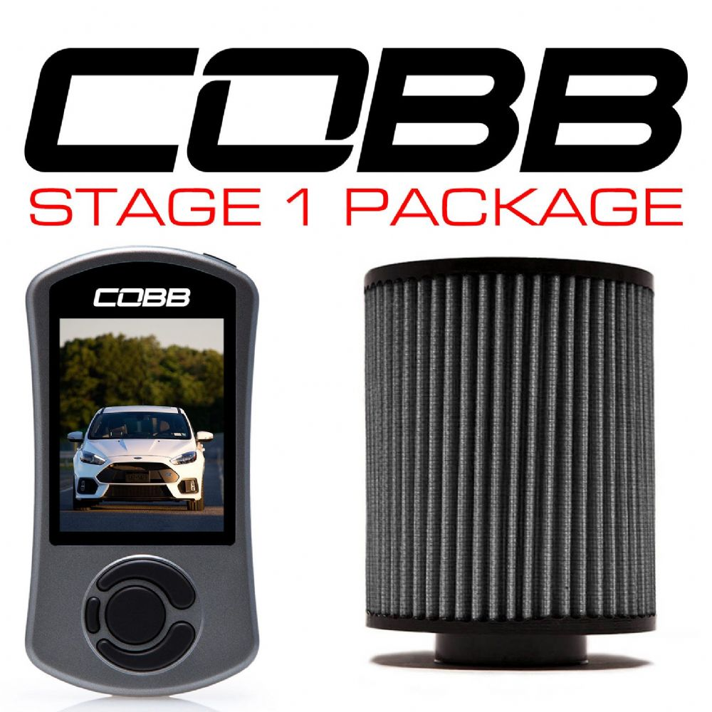 COBB Ford Focus RS Stage 1 Power Package